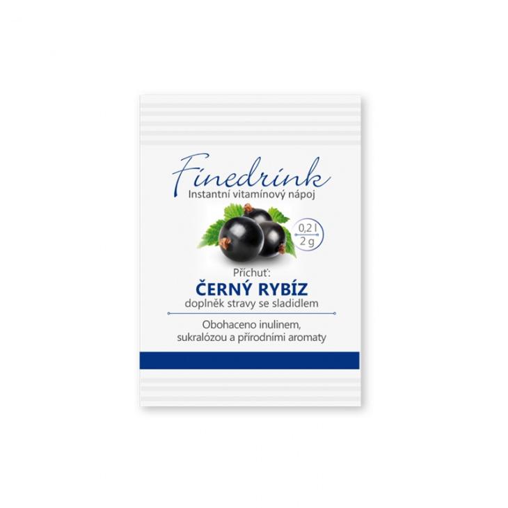 Finedrink - Schwarze Johannisbeere 0,2 L NEW