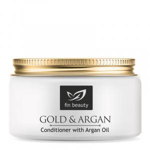 Conditioner mit Gold und Arganöl