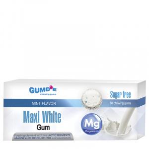 Kaugummis MAXI WHITE