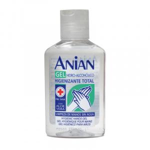 Reinigungsgel für die Hände mit Aloe Vera